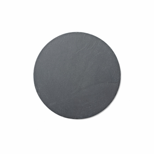 """New Norm Plate, Natural Slate - 8.5"""""""