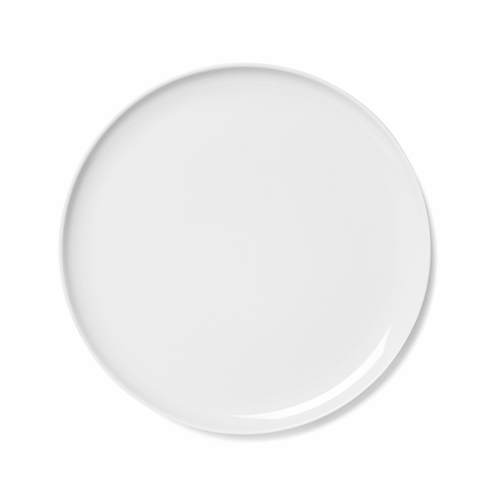 New Norm Side Plate / White, 7.5 in, Set of 6