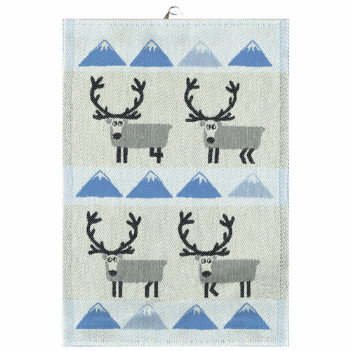 Ekelund Weavers Norrland Tea Towel, 14 x 20 inches