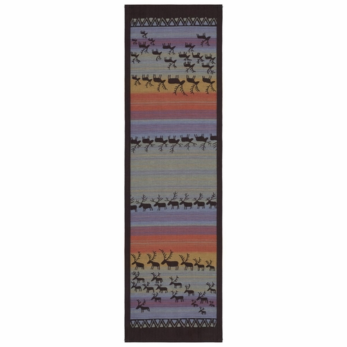 Norrled Table Runner, 14 x 47 inches