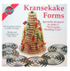 Norwegian Kransekake Ring Cake Mold - 6 Pieces