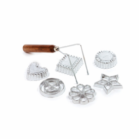 Norwegian Rosette & Timbale Set - Click to enlarge