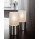 Stelton Oil Lamp, Frosted