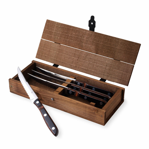 """Gense Old Farmer Classic Table Knives Set, 4 Pieces (8.7"""" - 22 cm)"""
