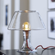 One Table Lamp (Small), clear