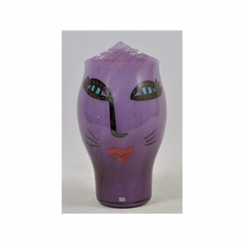 Open Minds Vase, Purple - SOLD OUT