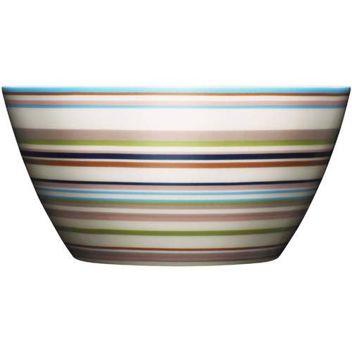 "Iittala Origo Bowl 5.6"" (16 oz) Brown"
