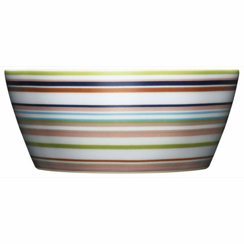 "Iittala Origo Dessert Bowl 4.75"" (8.5 oz) Brown"