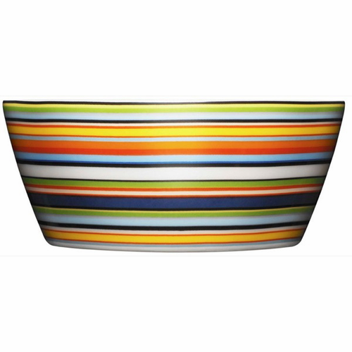 "Origo Dessert Bowl 4.75"" (8.5 oz) Orange"