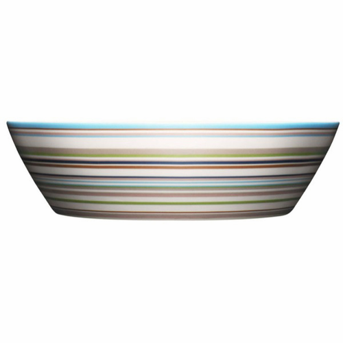 "Iittala Origo Serving Bowl 10"" (2.5 qt) Brown"