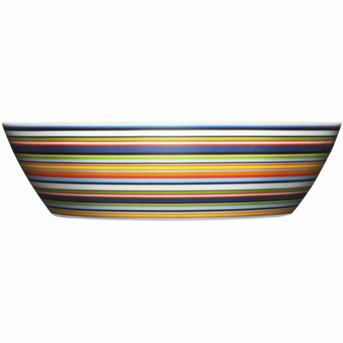 "Origo Serving bowl (2.5qt/10""), orange"