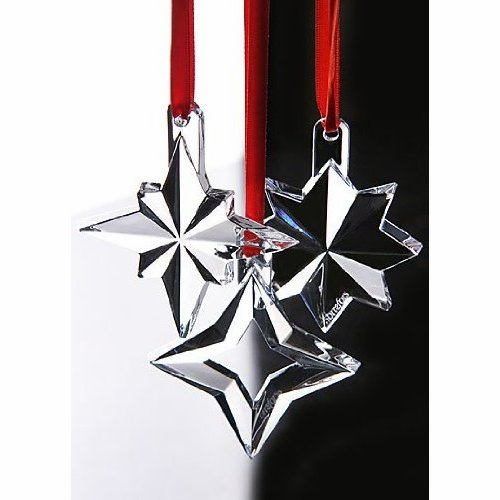 Ornaments Star Ornaments - 3 pack