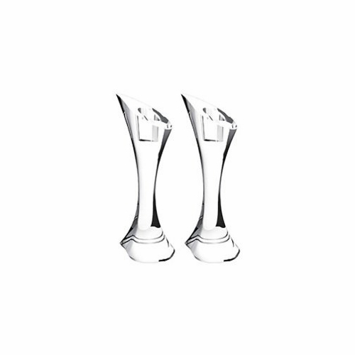 Orrefors Orrefors Drop Small 6-7/8-inch Candlesticks,  DISCONTINUED