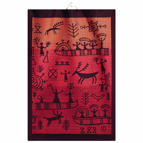 Ekelund Weavers Osterled Tea Towel, 14 x 20 inches
