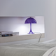 Panthella Mini Table Lamp, Violet