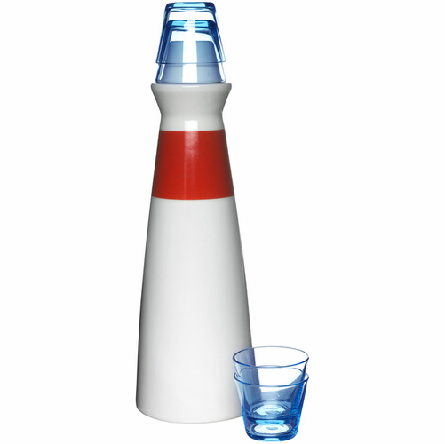 Paperboat Schnapps Set with 4 Glasses - SOLD OUT