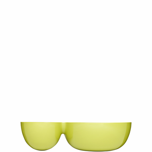 Parrot Double Bowl Green