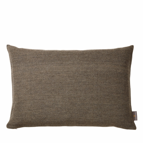 Pearl Cushion, Brown (Only 2 Left)