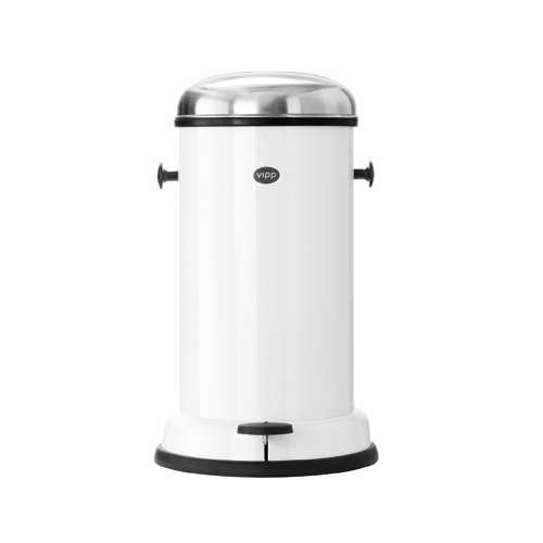 Pedal Bin (4 Gallon), White - SOLD OUT