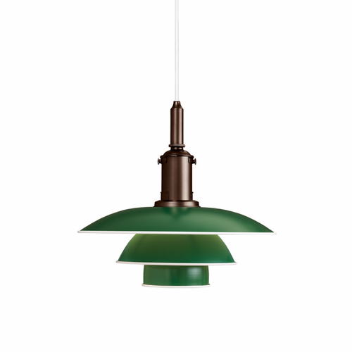 PH 3½-3 Pendant, Green