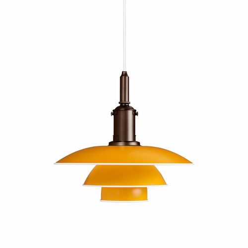 PH 3½-3 Pendant, Yellow