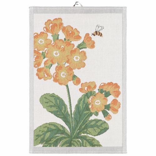 Primula Tea Towel, 16 x 24 inches