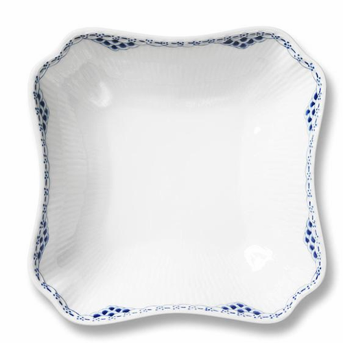 Royal Copenhagen Princess Square Serving Bowl