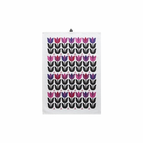 Print Collection Tulip Kitchen Towel
