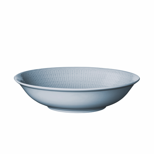 "Rörstrand Swedish Grace Cereal Bowl 7.5"" Ice"