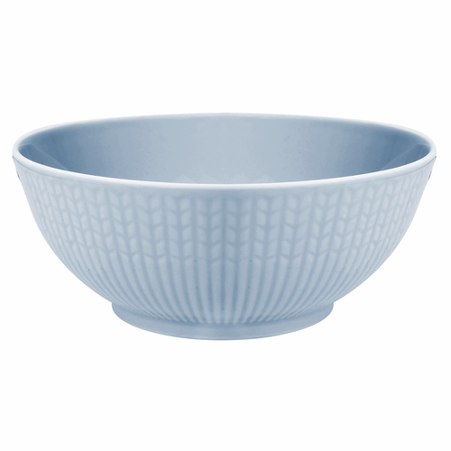 Rörstrand Swedish Grace Rice Bowl 10oz Ice