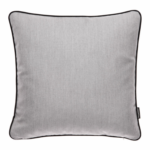 "Ray Grey Outdoor Cushion, 17"" x 17"""