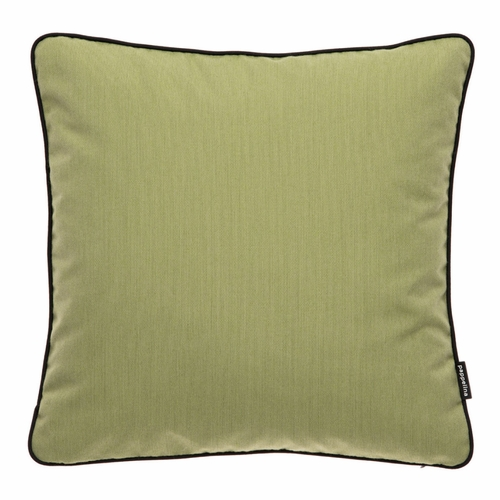 "Ray Olive Outdoor Cushion, 17"" x 17"""