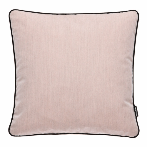 "Ray Pale Rose Outdoor Cushion, 17"" x 17"""