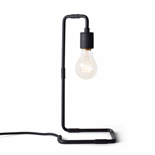 Reade Table Lamp, Black
