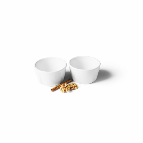 Rosendahl Grand Cru Oven-Proof Stoneware Ramekins - 2 Pieces,