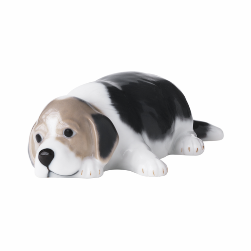 Royal Copenhagen Annual Figurine 2015 Beagle (2 Left)