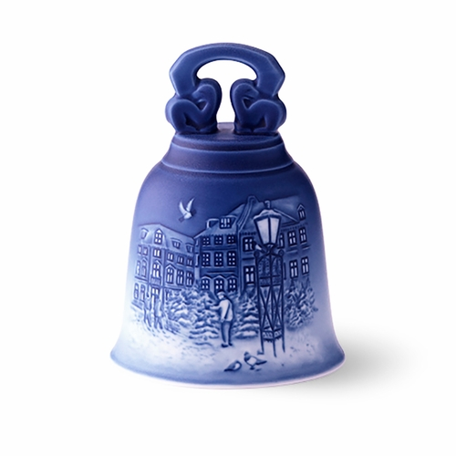 Royal Copenhagen Christmas Bell - 2018 Only 3 Left