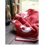 Sau (Sheep) Wool Child's Blanket - 3 Colors