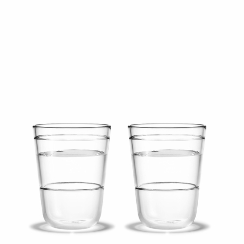 Holmegaard Scala Drinking Glass, Set of 8, 10 oz, 4 set Left