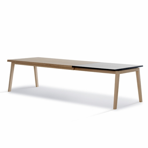 Carl Hansen & Son SH900 Oak White Oil Extend Table
