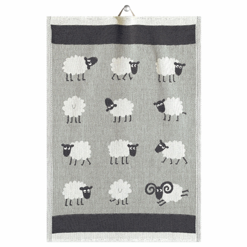 Sheep Tea Towel, 14 x 20 inches
