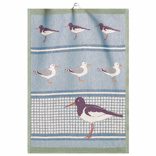Sjöfågel Tea Towel, Large