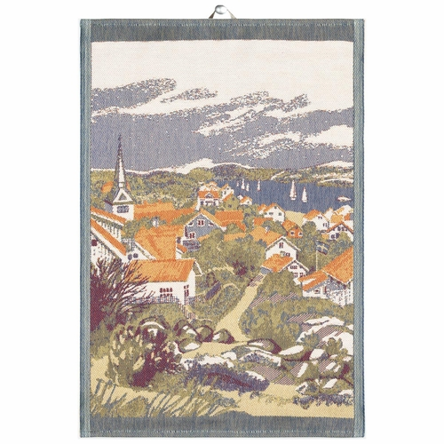 Skargardsby Tea Towel, 19 x 28 inches (only 1 in store now)