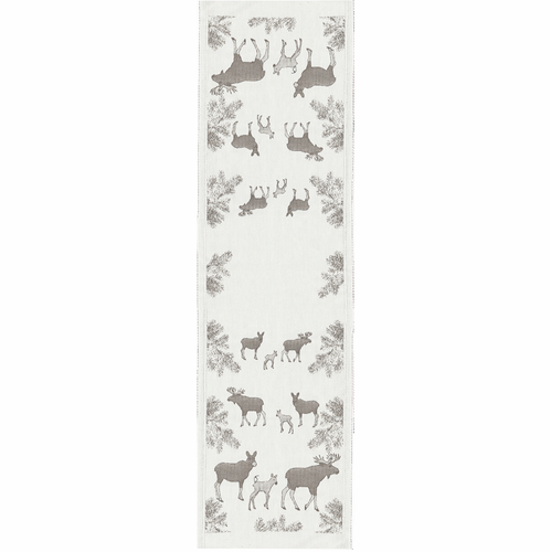 Ekelund Weavers Skogspromenad Table Runner, 14 x 47 inches