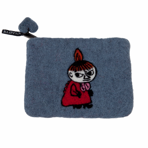 Sneaky Little My Felted Wool Purse