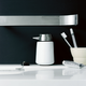 Vipp Soap Dispenser, White - SOLD OUT