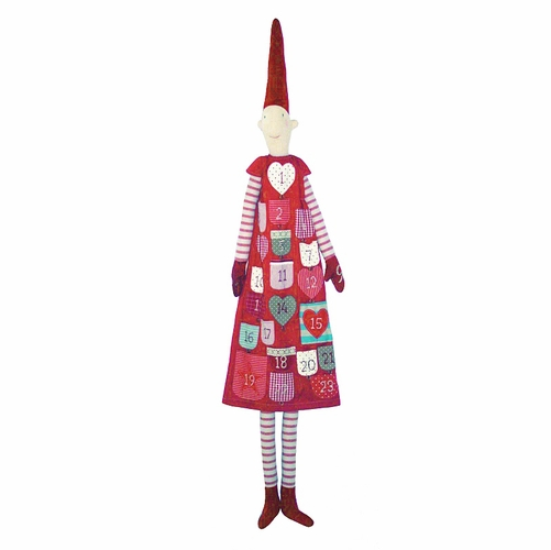 SOLD OUT: Danish Advent Calendar Pixy - Classic Girl
