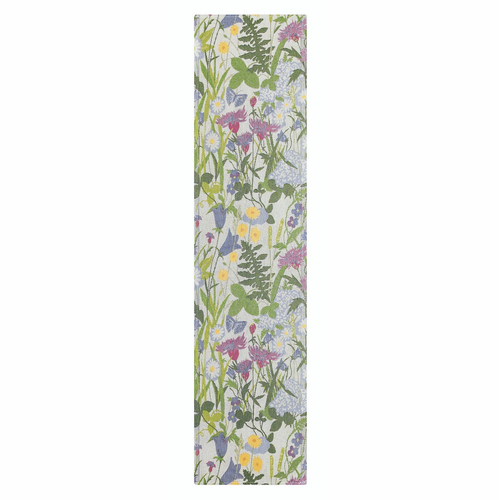Ekelund Weavers Sommartid Table Runner, 14 x 56 Inches