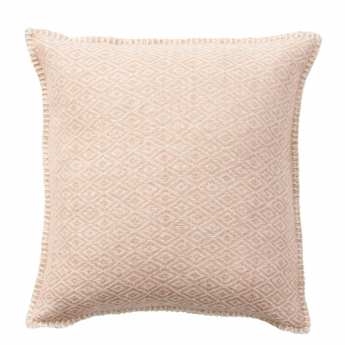 Stella Wool Cushion Cover, Nude