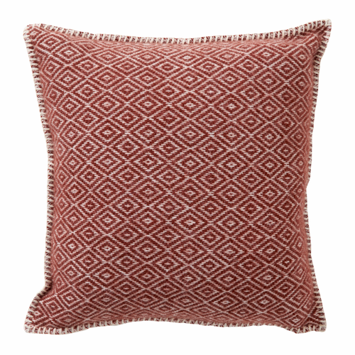 Klippan Stella Wool Cushion Cover, Rust